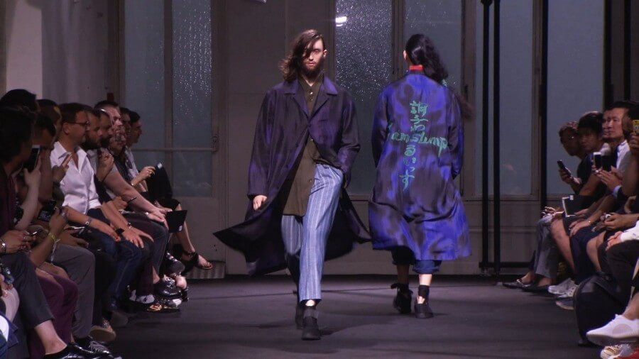 Yohji Yamamoto pour homme S/S 2017