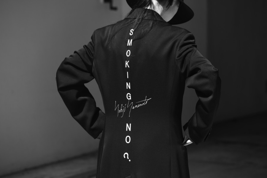 1103-Yohji Yamamoto POUR HOMME/Ground Y
