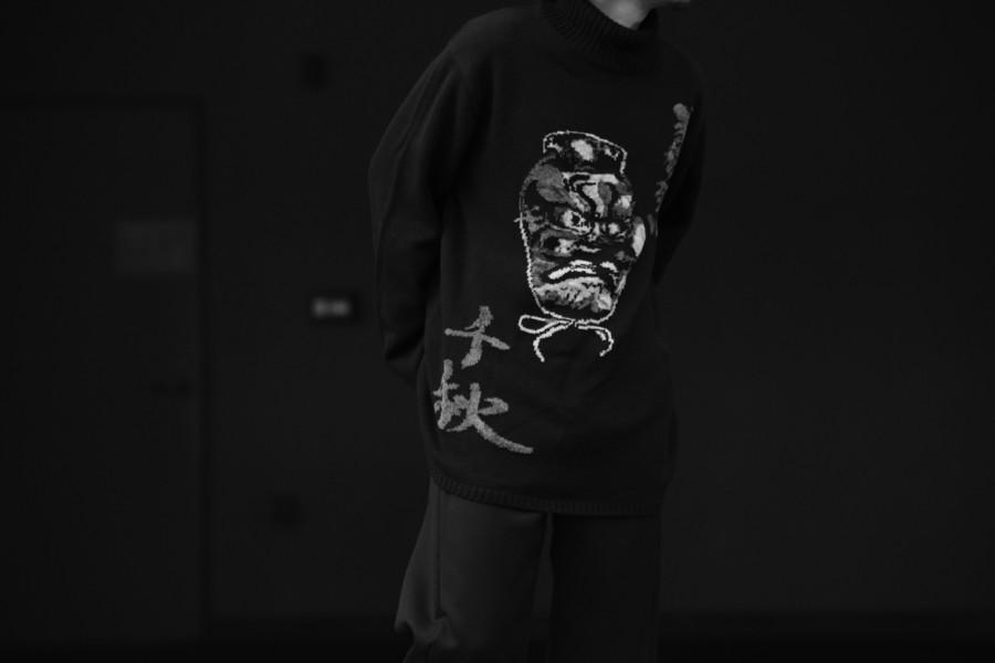 1143-Yohji Yamamoto POUR HOMME/Ka na ta